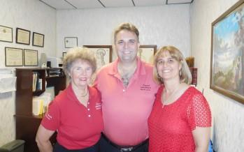 Avec la famille Legault (chiropractiens en Floride) : plus de douleurs ni bobos !