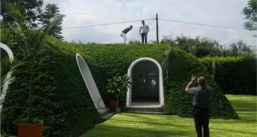 Des maisons de Hobbit… construites à Miami !