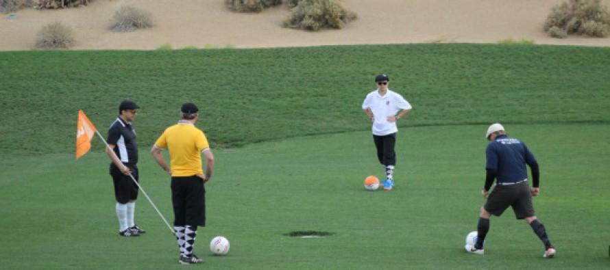 Le Footgolf, nouvelle tendance sportive en Floride !