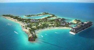 MCS Croisières s'offre sa propre île des Bahamas !