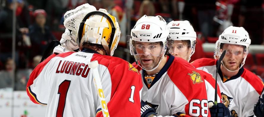 Hockey (LNH) : tout réussit aux Florida Panthers !