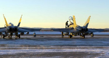 Les Snowbirds ont un renfort… militaire en Floride