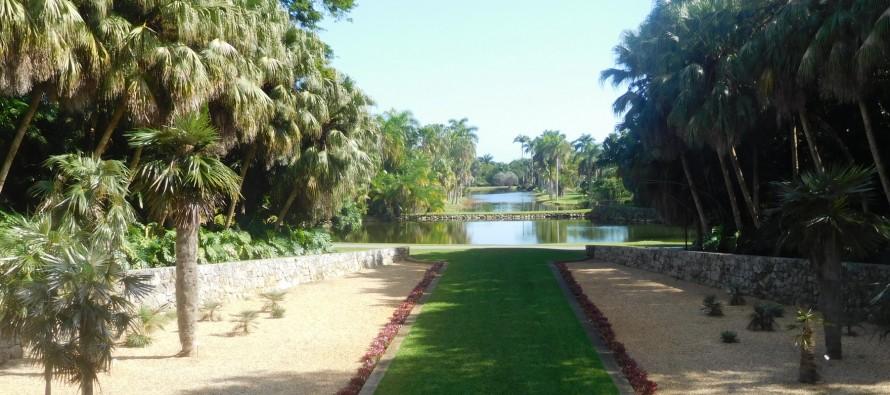 Fairchild Garden : le grand jardin botanique tropical de Miami
