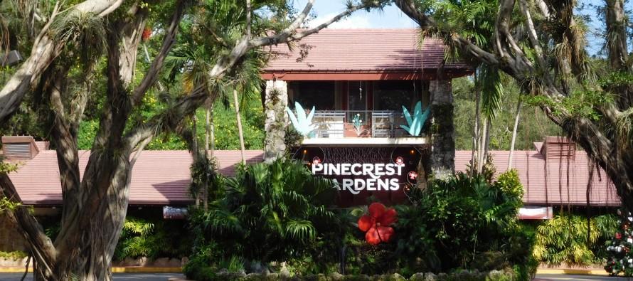 Pinecrest Gardens : un joli jardin tropical à Miami