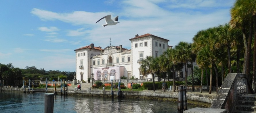 Villa Vizcaya : la plus belle maison de Miami !