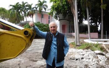 Miami : Un Français fait une mystérieuse découverte en détruisant la maison de Pablo Escobar