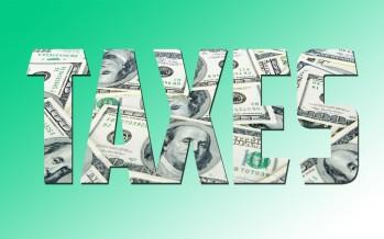 L'heure de déclarer ses impôts arrive aux Etats-Unis. Quoi de neuf docteur ?
