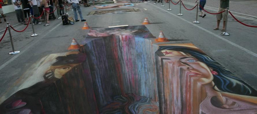 Le fameux Street Painting Festival de Lake Worth revient les 20 et 21 février 2016