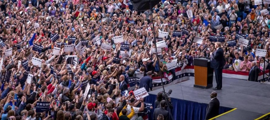 Début des primaires : une Amérique en colère