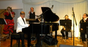 Richard Abel, merci pour le voyage  «Autour du Monde – En musique et en chansons»