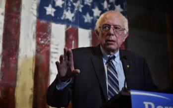 Bernie Sanders est candidat à la Primaire du Parti Démocrate