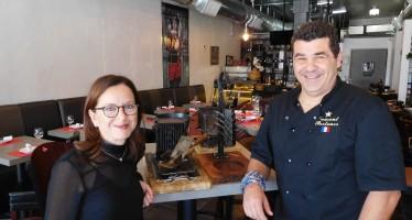 La Flambée à Hollywood (Floride) : un nouveau restaurant… qui surprend !