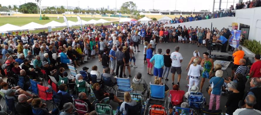 Immense succès pour la QuébecFest d'Hollywood-Floride