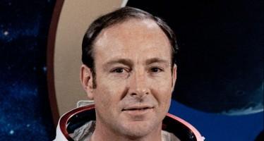 Décès d'Edgar Mitchell, le pilote d'Apollo 14