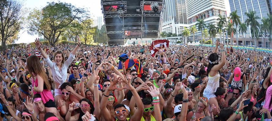 Fêtes de Spring Break aux USA, Ultra Music Festival à Miami : l'Amérique va se dégourdir les jambes !