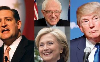 Iowa : Cruz gagne contre Trump. Sanders au coude à coude avec Clinton