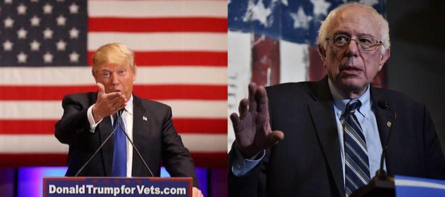 New Hampshire : Trump et Sanders écrasent Cruz, Clinton et la Primaire américaine