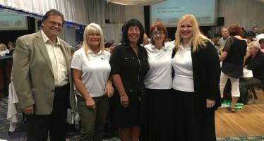Beau succès pour le brunch-conférence de la Desjardins Bank