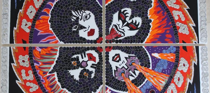 La passion avant tout : expo Marie-Pierre Maquet à Miami-Wynwood