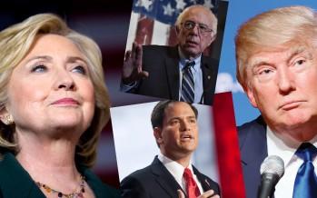 Trump et Clinton gagnent les Primaires du 15 mars et sont presque qualifiés. Rubio abandonne