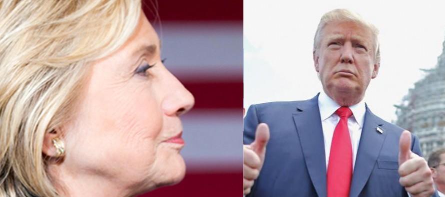 Primaires américaines : que proposent les candidats Trump et Clinton ?
