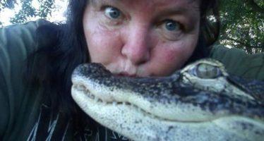En Floride une femme se bat pour garder son alligator domestique (vidéo)