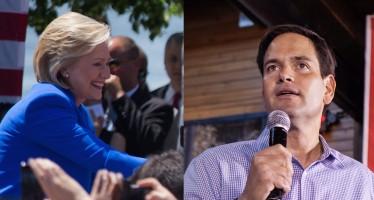 Passez la soirée avec Hillary à Palm Beach ou avec Marco à Miami