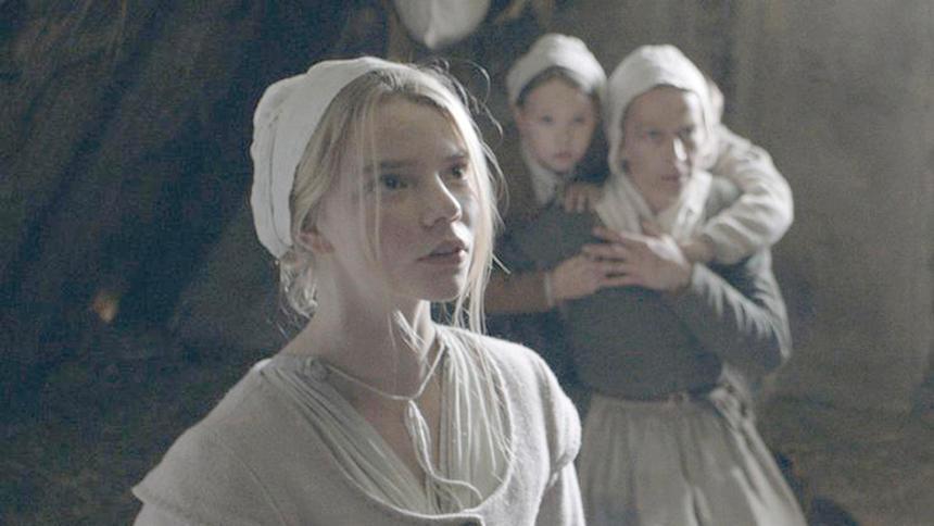 Anya Taylor-Joy dans le film The Witch.