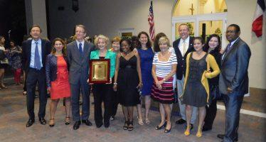 Les associations ont fêté les 30 ans du Consulat de France à Miami