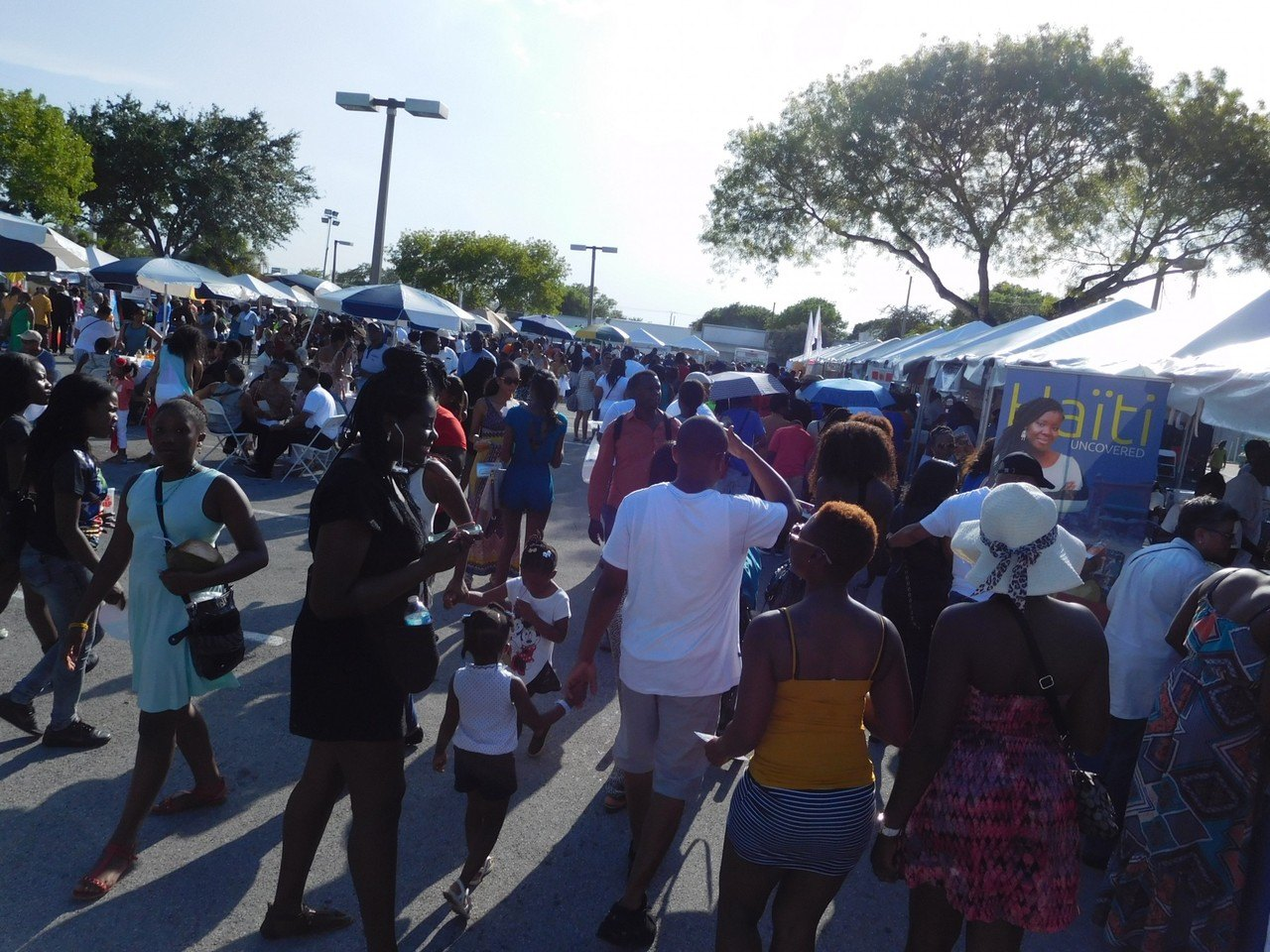 Taste of Haiti 2015 à North Miami
