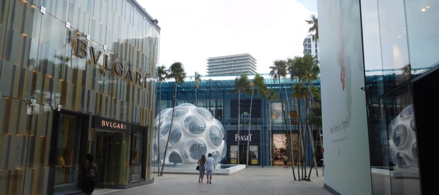 Design District : le luxe français change l'image de Miami