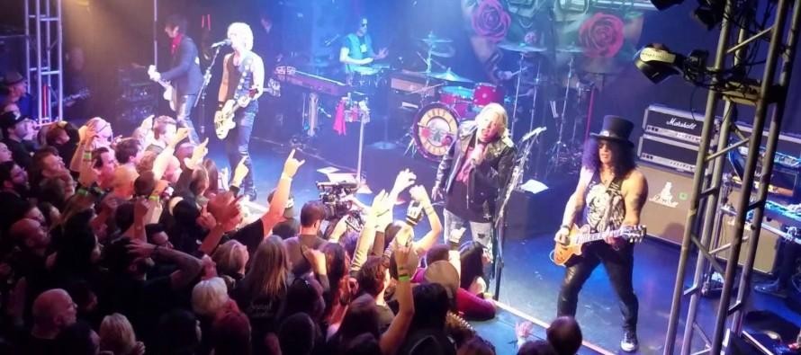 Concert de Guns N' Roses en Floride (avec Slash !) les billets vont partir en 5 minutes