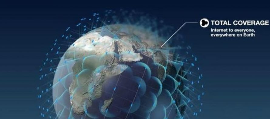 Airbus s'installe à Canaveral pour créer les satellites OneWeb
