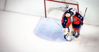 Phénoménales, les Florida Panthers coulent Montréal et ne sont plus qu'à 1 point des playoffs