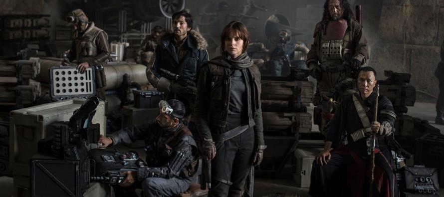 Star Wars Rogue a l'air plus créatif que Star Wars 7 (vidéo)