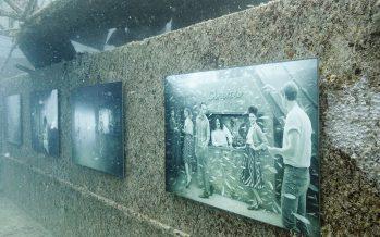 Key West : Une expo à 27 mètres de profondeur