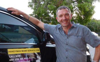Vincent Berge et Handyman : pour toutes vos petites réparations en Floride