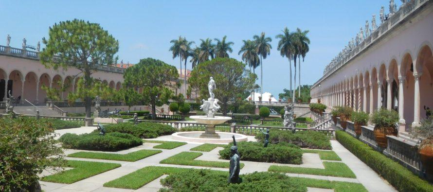 Ringling Museum and Mansion à Sarasota : une halte incontournable en Floride
