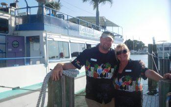 Sarasota : croisière au coucher de soleil et sauts de dauphins dans la baie