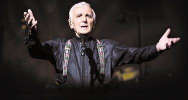 Charles Aznavour donnera un concert à Montréal cet automne