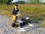 Les drones de Benoît Duverneuil face aux tremblement de terre