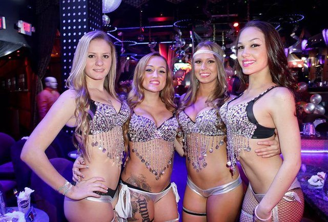 Club de striptease Maddonas south beach