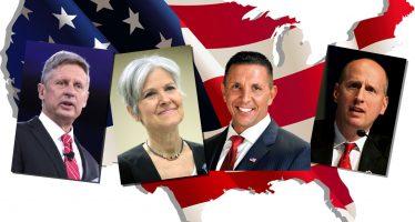 Qui sont les autres candidats à la Maison Blanche ? (le point sur l'élection présidentielle)