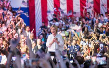 Présidentielles USA : C'est Hillary Clinton qui affrontera Donald Trump