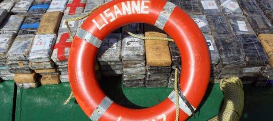 1 tonne de cocaïne en provenance d'Haïti saisie sur la Miami River