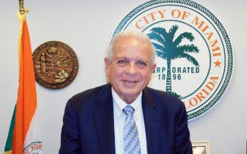 Tomás Regalado : «Miami a un avenir !» Mais le maire fait part de ses craintes sur Trump, Clinton, les armes à feu et la montée des océans