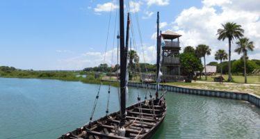 Terre d'Espérance : Les Lys de France (2ème partie de notre roman historique sur l'arrivée des Français en Floride)