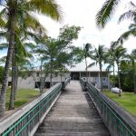 Visitors Center de Crandon Park / Key Biscayne