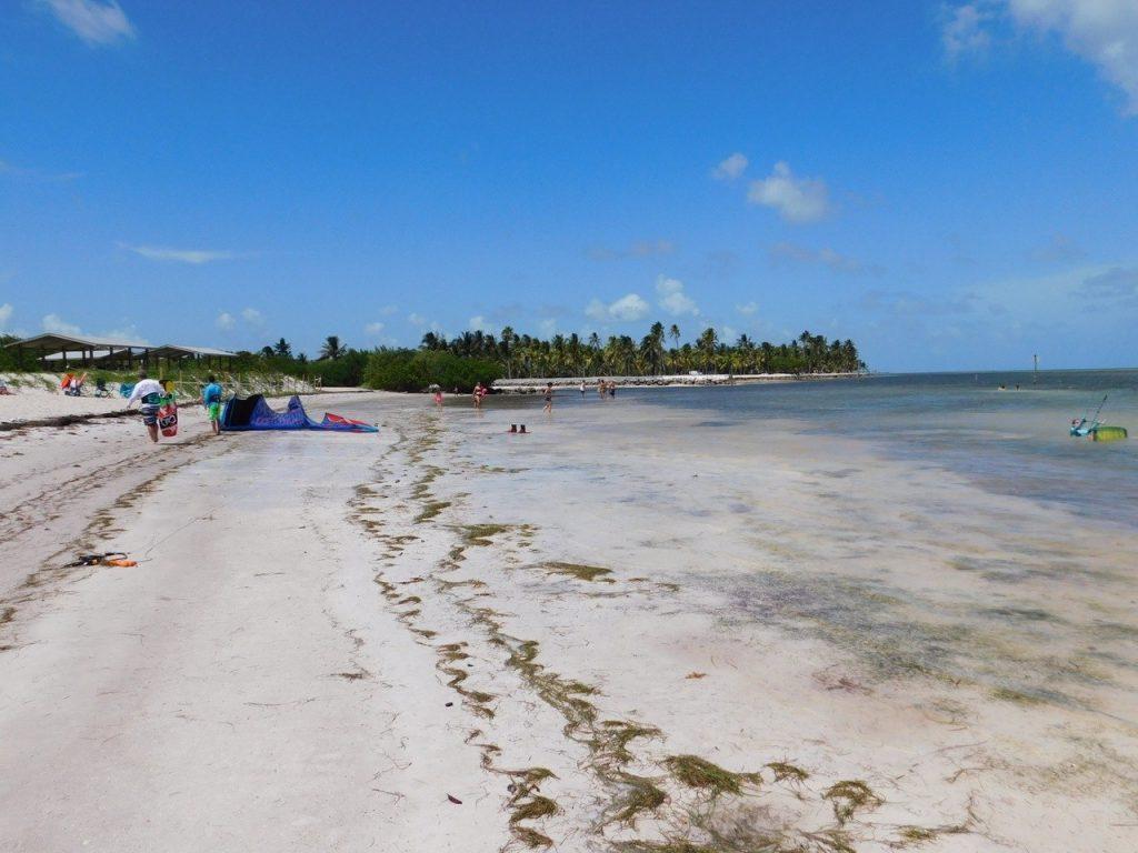 Curry Hammock State Park, sur l'île de Marathon dans les Keys de Floride