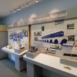 Visitors Center du Parc d'Etat de Floride Windley Key Fossil Reef Geological